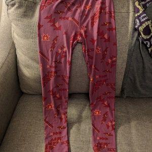 LuLaRoe Shirts & Tops - Lularo girls shirt and leggings